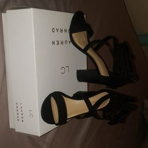 NEW Chunky Strappy Heels